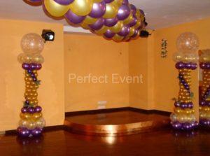 balony weselne w katowicach