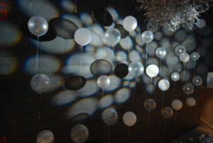 chmura z balonów