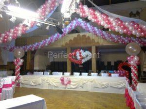 wesele balony katowice