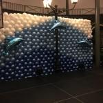 ściana balonowa