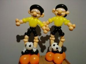 balonowe figurki