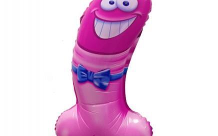 penis z balonów