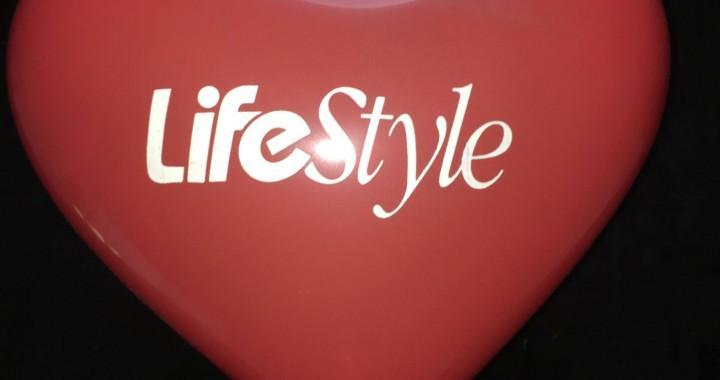 balony serca z nadrukiem