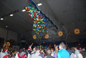 atrakcje balonowe