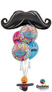 bukiet balonowy na urodziny