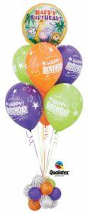 bukiet balonowy dla dziecka Katowice