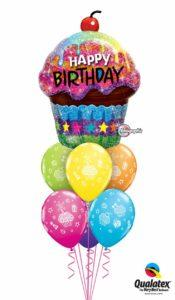 bukiety balonowe urodzinowe katowice