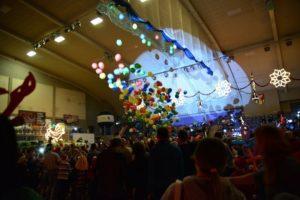 grad balonów