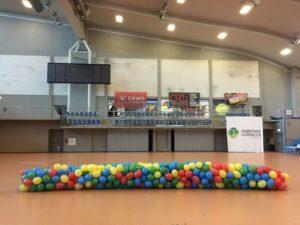 wypuszczenie balonów