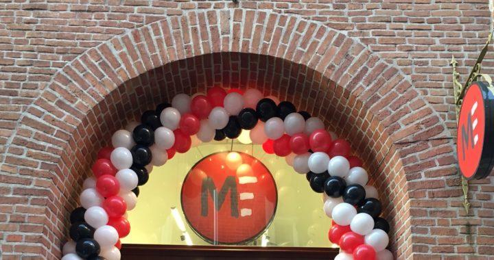 brama z balonów kraków