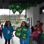pompowanie balonów helem w Łodzi