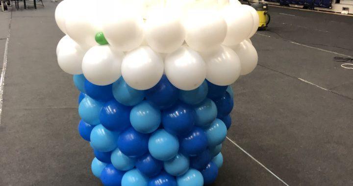balonowa mufinka