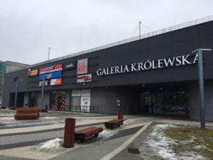 Galeria Królewska Sandomierz Dekoracja Balonowa Brama Balonowa DOZ Apteka