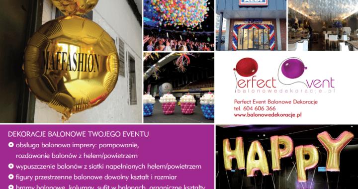 dekoracje z balonów śląsk, balony katowice