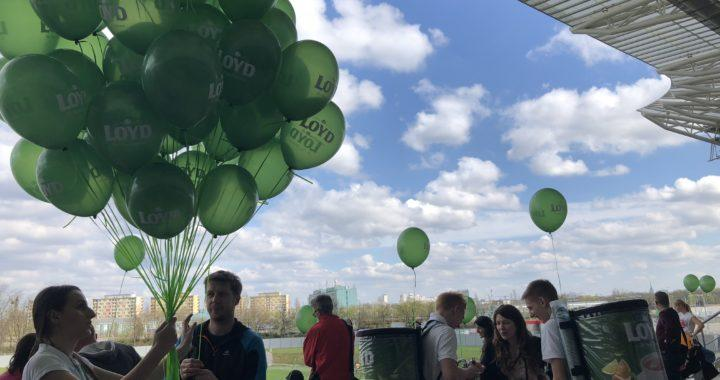 kompleksowa obsługa balonowa imprez