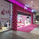 brama balonowa Katowice na otwarcie Hebe w Supersam