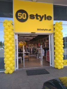 dekoracja balonowa 50 Style Oświęcim