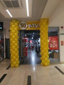 dekoracja balonowa w 50 Style Brodnica