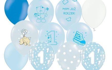 balony-na-roczek-urodzinowe-sklep-z-balonami-katowice