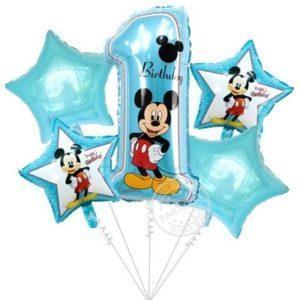 balony-na-urodziny-myszka-miki-duza-cyfra-gwiazdki-foliowe-niebieskie