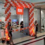 brama balonowa na otwarcie salonu Mi Store Lublin