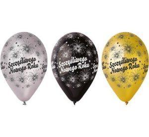 Gemar-balony-12-Szczesliwego-Nowego-Roku-Premium