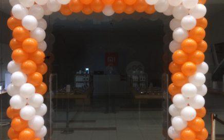 brama-balonowa-w-galerii-jurajskiej-na-urodziny-salonu-mi
