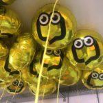 balony-z-helem-pod-sufitem