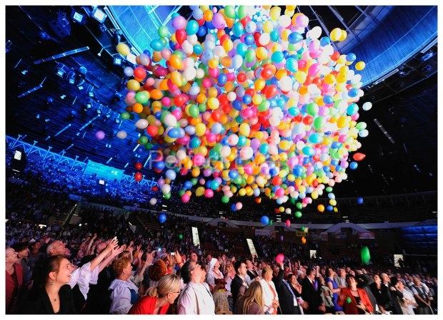 girlandy balonowe