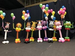 balonowe zoo