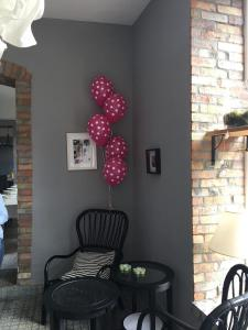 balony na komunie