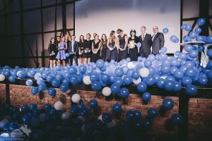 wypuszczenie balonow z siatki w krakowie