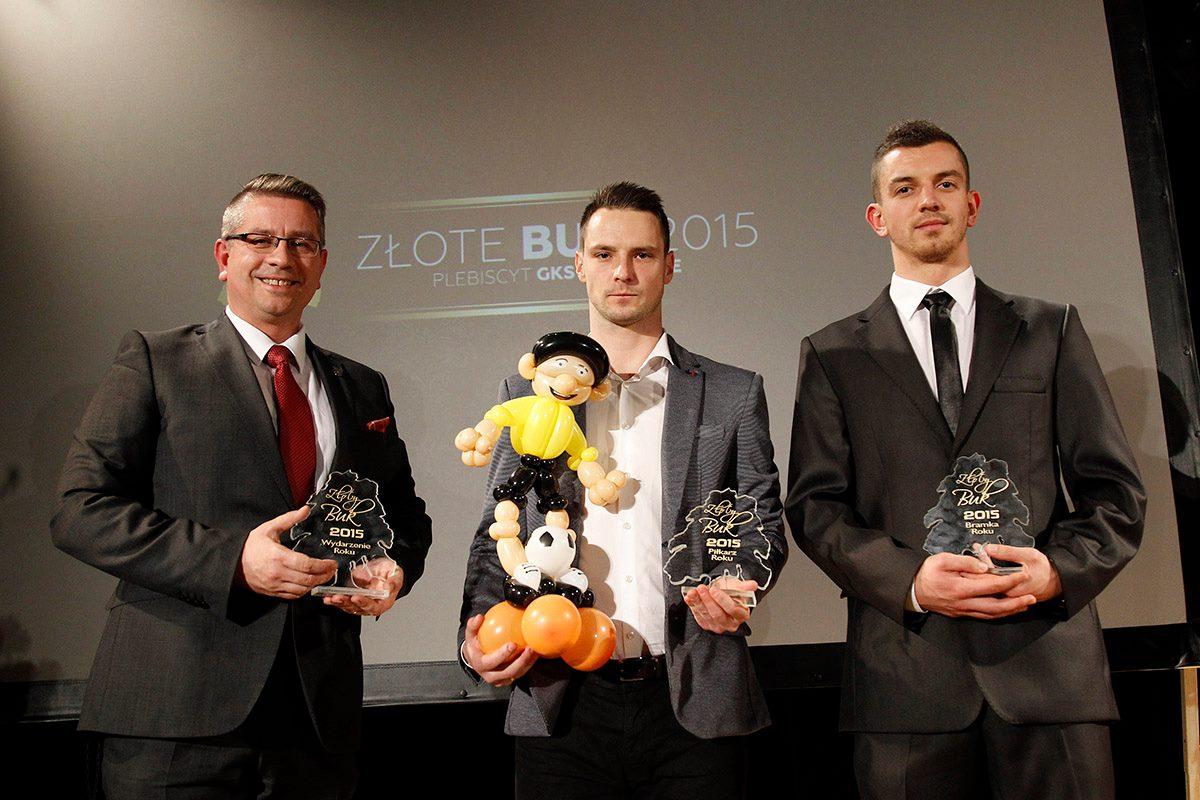 nagroda z balonów dla Grzegorz Goncerz
