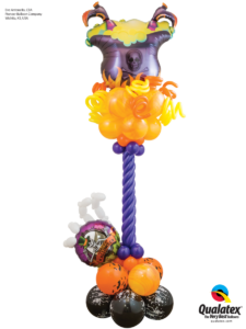 balon-na-halloween-dekoracja-stojaca
