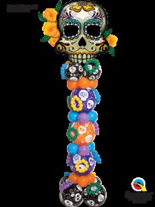 balony-halloweenowe-meksykanski-styl