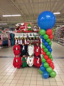 dekoracje balonowe kraków