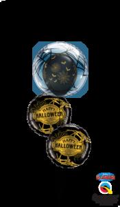 halloween-dekoracja-balonami